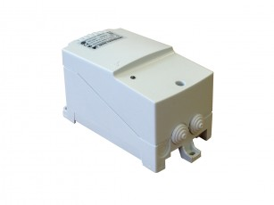 Autotransformatorowe regulatory prędkości obrotowej wentylatorów sterowane zdalnie sygnałem 0-10VDC ARWE-1